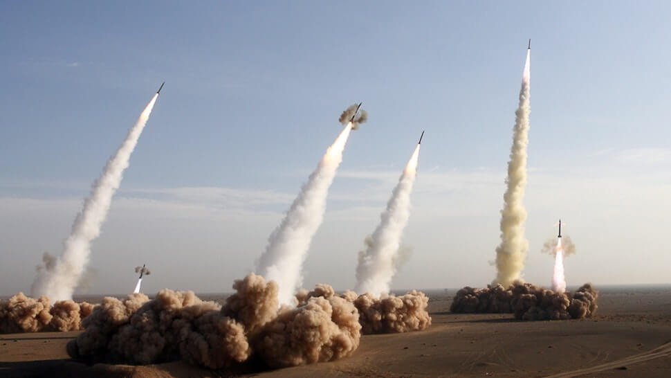 Iranian-Missiles