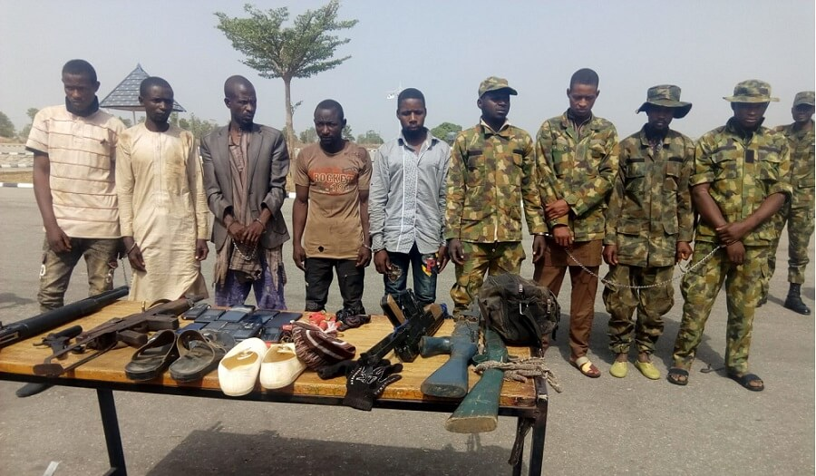 Navy-Nabs-9-Kidnappers-Rescue-28-Victims-InKaduna