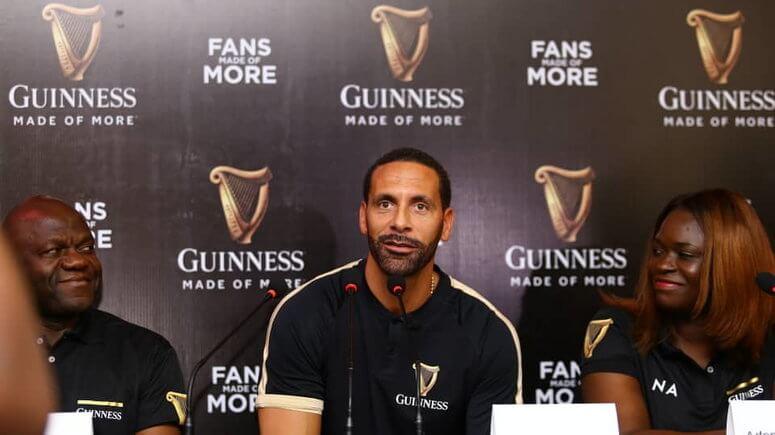 Rio-Ferdinand-To-Host-Guinness-Night-Football-In-Lagos