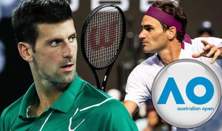 Federer Vs Novak