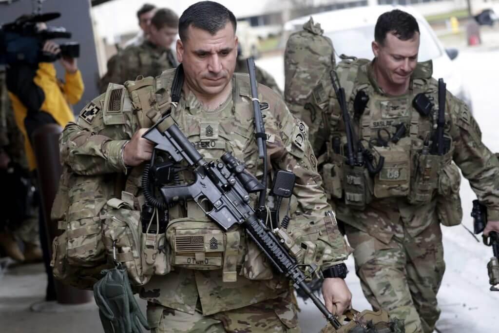 U.S-troops-in-North-Carolina