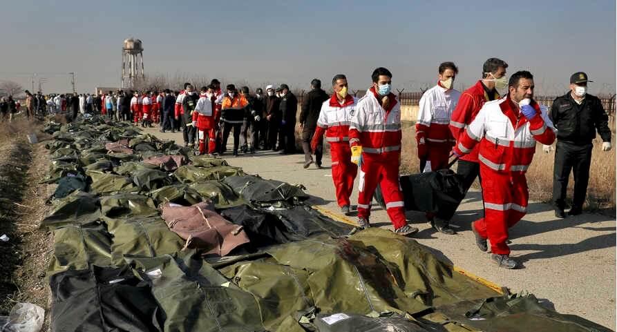 Ukrainian-Plane-Crash-Kills-176