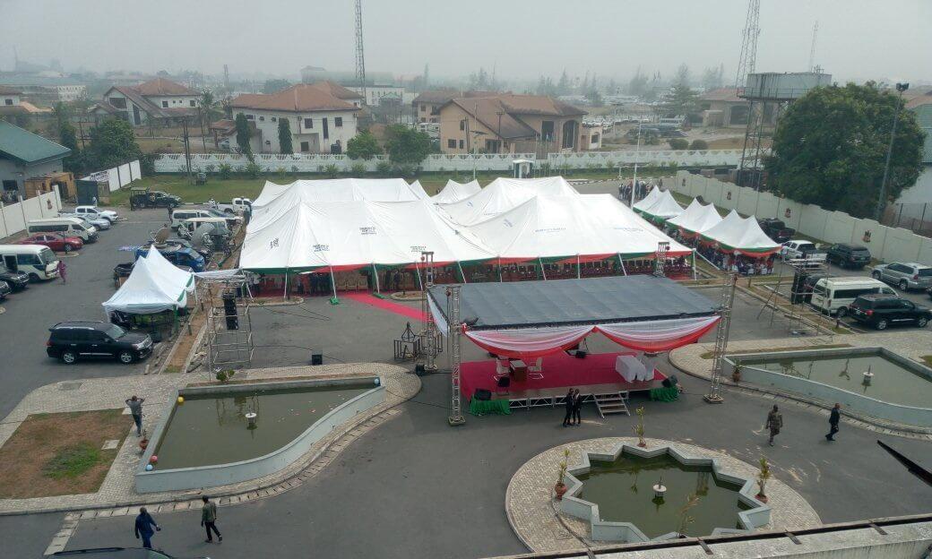 PDP's-Douye-Diri-Sworn-In-As-Bayelsa-Governor