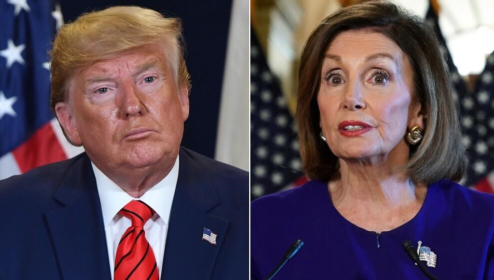 Trump-and-Pelosi
