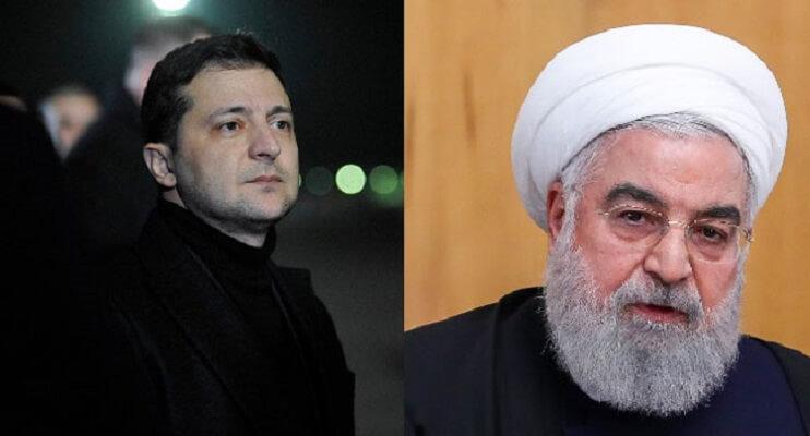 Ukrain-And-Iran-Leaders-