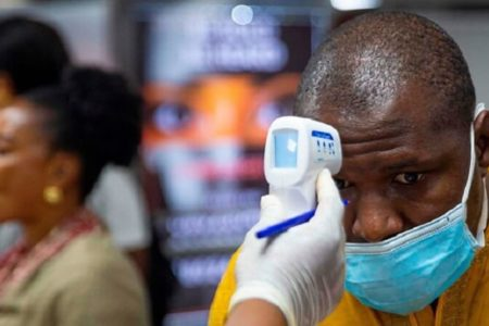 Nigerian Tests Positive For Coronavirus In U.S.