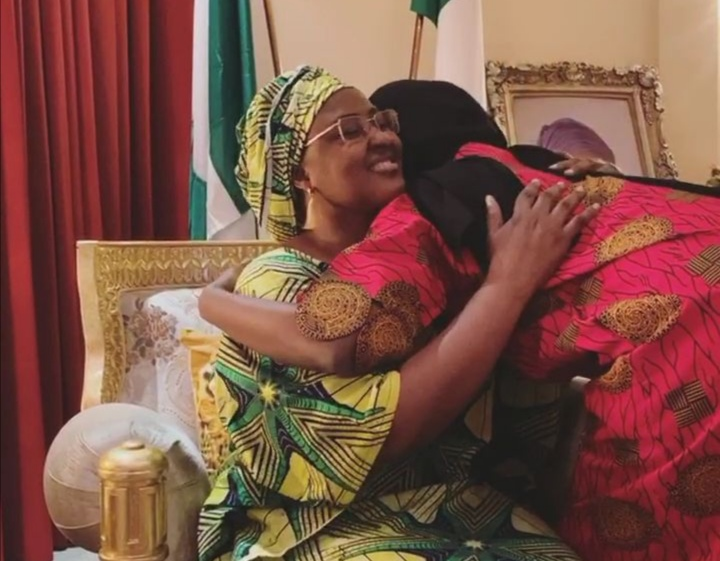 Coronavirus: Aisha Buhari Announces End Of Daughter's 14 Days ...
