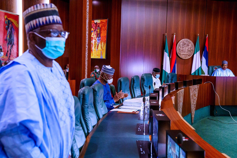 I Report To Buhari, Not Nigerians, Says New Chief Of Staff Gambari ...