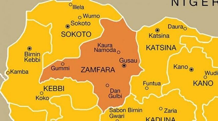 Zamfara-state-map