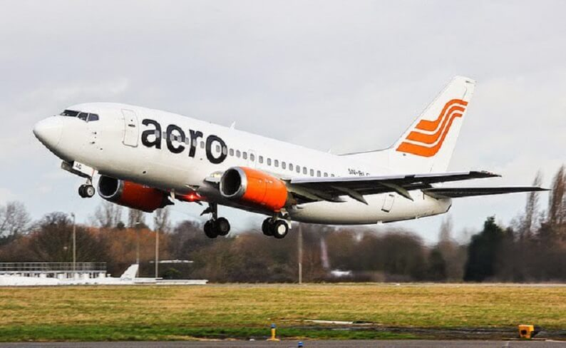 NCAA Defends Pilot For Not Aborting Flight After Bird Strike – The Whistler  Nigeria